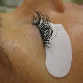 After Photo - Eyelash Enhancement - Case #11063 - Eyelash Extensions - Frontal View