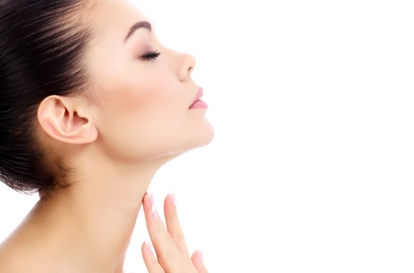 Nipping wrinkles with neck lifts