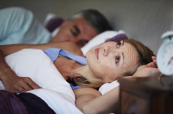 Skin aging linked to lack of sleep
