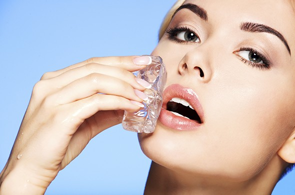 Ice Is Nice: Anti-Aging Cooling Treatments