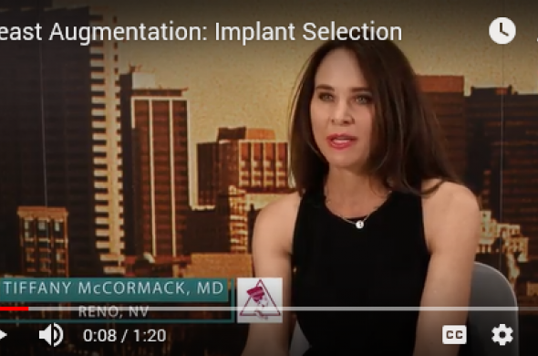 Breast Augmentation: Implant Selection