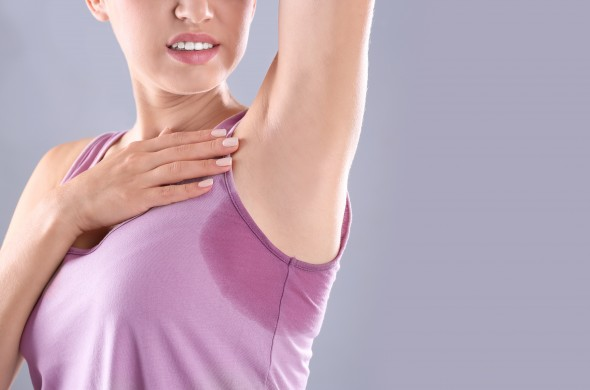 Sweaty-Betty (or Bill): What to Do When Perspiration is a Problem