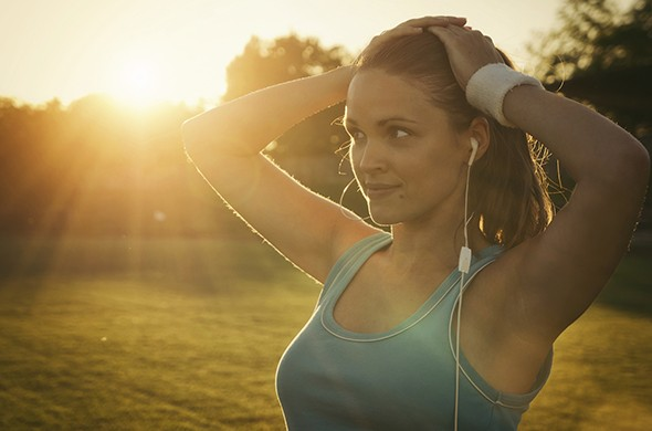 Acne, redness and brown spots: Workout woes