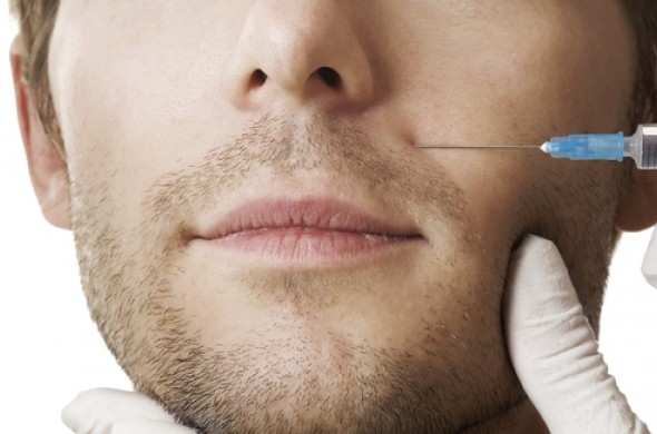 Are men feeling pressured to use Botox?