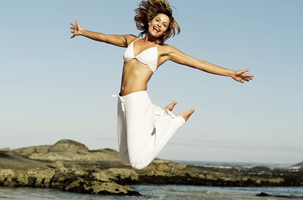 Uplifting: Gravity-Defying Breasts with a Little Help