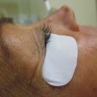Before Photo - Eyelash Enhancement - Case #11062 - Eyelash Extension - Frontal View