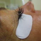 After Photo - Eyelash Enhancement - Case #11062 - Eyelash Extension - Frontal View